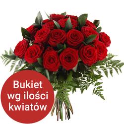 Bukiet 10 róż